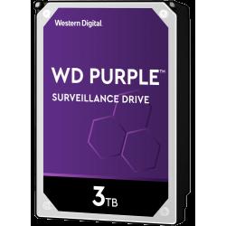 WD Purple 3TB Surveillance Hard Disk Drive