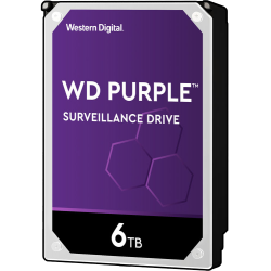 WD Purple 6TB Surveillance Hard Disk Drive