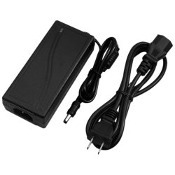 DC12V, 5000mA, UL Listed, 110V ~ 240V AC Input Adapter
