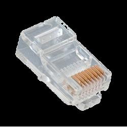 100PCs Network Cable RJ45 Connectors