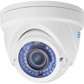 2MP HD Varifocal Turret Camera