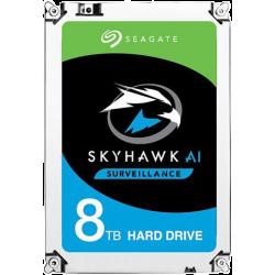 Seagate SkyHawk 8TB AI Surveillance Hard Drive