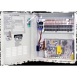Power Distributor 12V DC 10Amp UL Listed